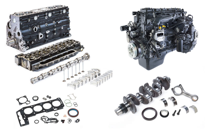 ENGINE PARTS - MPS Europe